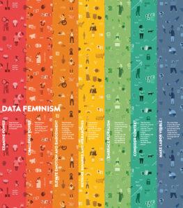 Data Feminism Infographic in English